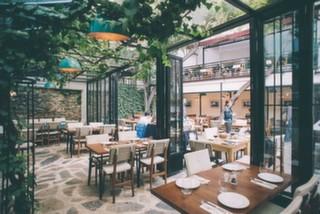 İstanbul'daki En İyi Bahçeli Mekanlar