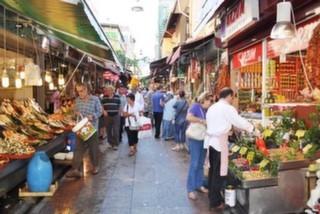İstanbul Çarşılarının Lezzet Durakları