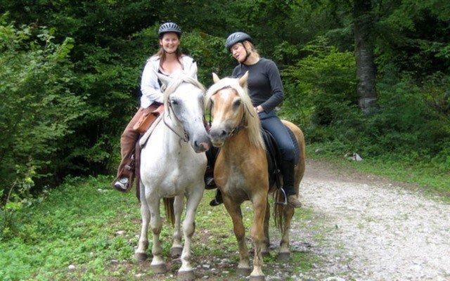 Doğa Eşliğinde At Safari Turu