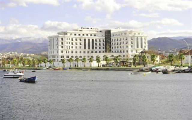 5 Yıldızlı Wellborn Luxury Hotel'de Konaklama Keyfi!