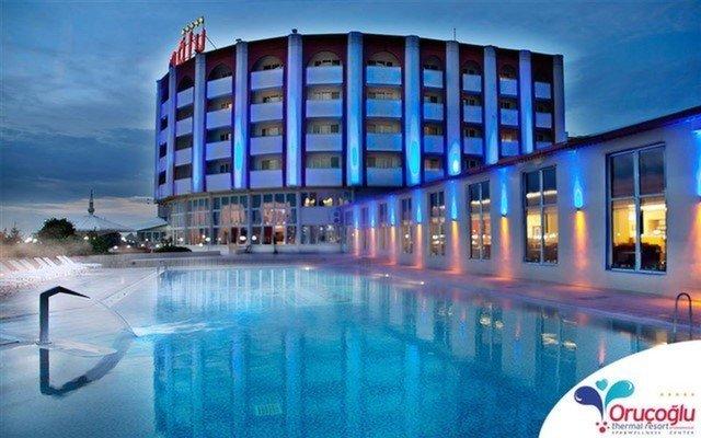 Türkiye'nin İlk 5 Yıldızlı Termal SPA ve Sağlık Otelinde Konaklama Keyfi