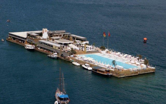 Suada Club GS Adası'nda Her Gün Ayrı Lezzetlerden Oluşan İftar Menüleri