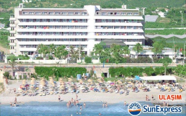 5 Yıldızlı Alanya Drita Hotel'de 5 Gece 6 Gün Herşey Dahil Konaklamalı ve Uçak Ulaşımı Dahil Tatil Paketi