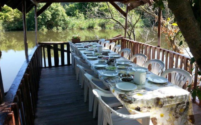 Haftasonu Doğanın Sakinliği ve Doğal Güzelliğinde Tek Kişilik Enfes Lezzetlerden Oluşan Köy Kahvaltısı!