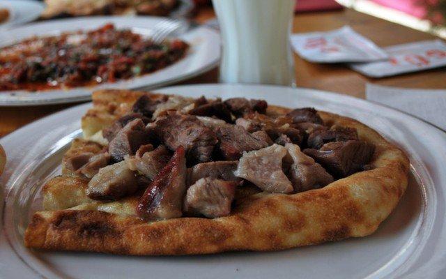 Siirt Fatih Büryan Salonu'nda Büryan Kebabı Menüsü!