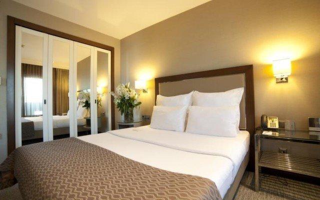 Divan Hotel Ankara'da Kahvaltı Dahil Çift Kişilik Konaklama Keyfi