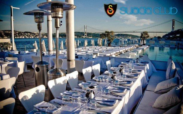 Suada Club'ın Tadına Doyulmaz Lezzetlerle Dolu Günlük İftar Menüleri