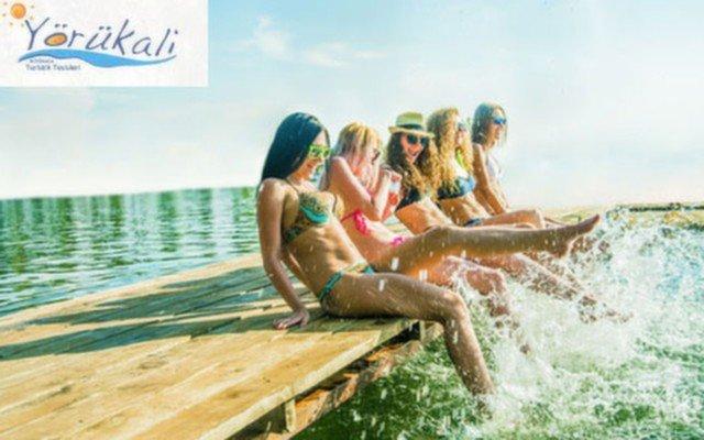 Büyükada Yörükali Tesisleri'nden Sıcak Havadan Bunalanlar İçin Hafta İçi ve Hafta Sonu Seçenekli Plaj Kullanımı