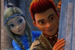 Karlar Kraliçesi 3: Ateş ve Buz / The Snow Queen 3