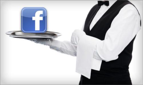 Restoran Facebook Sayfası